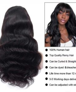 bck body wave unprocessed 18 in