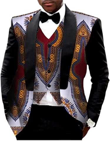 Dashiki Suit