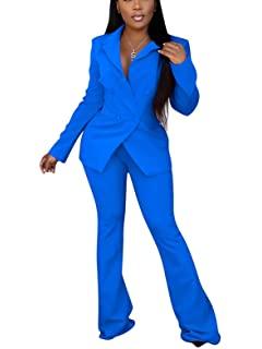 Two Piece Blazer Suit